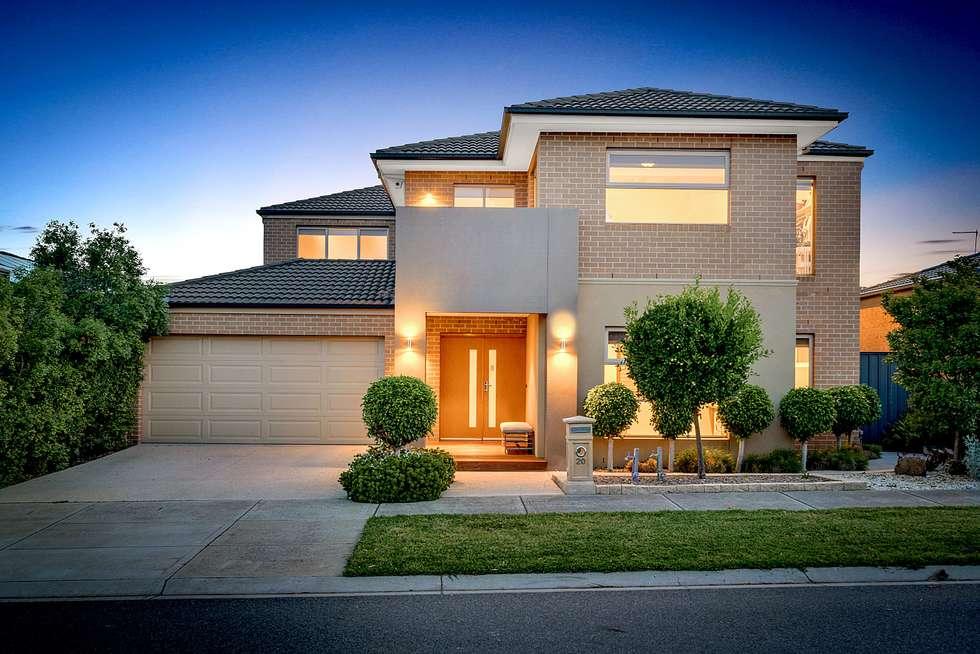 Third view of Homely house listing, 20 Penfold Street, Craigieburn VIC 3064