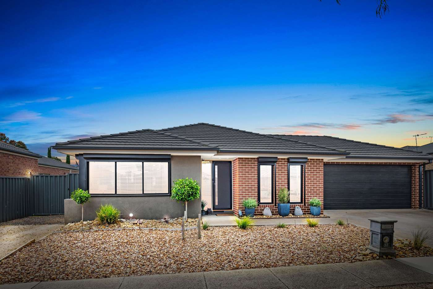 Main view of Homely house listing, 37 Weavers Street, Manor Lakes VIC 3024