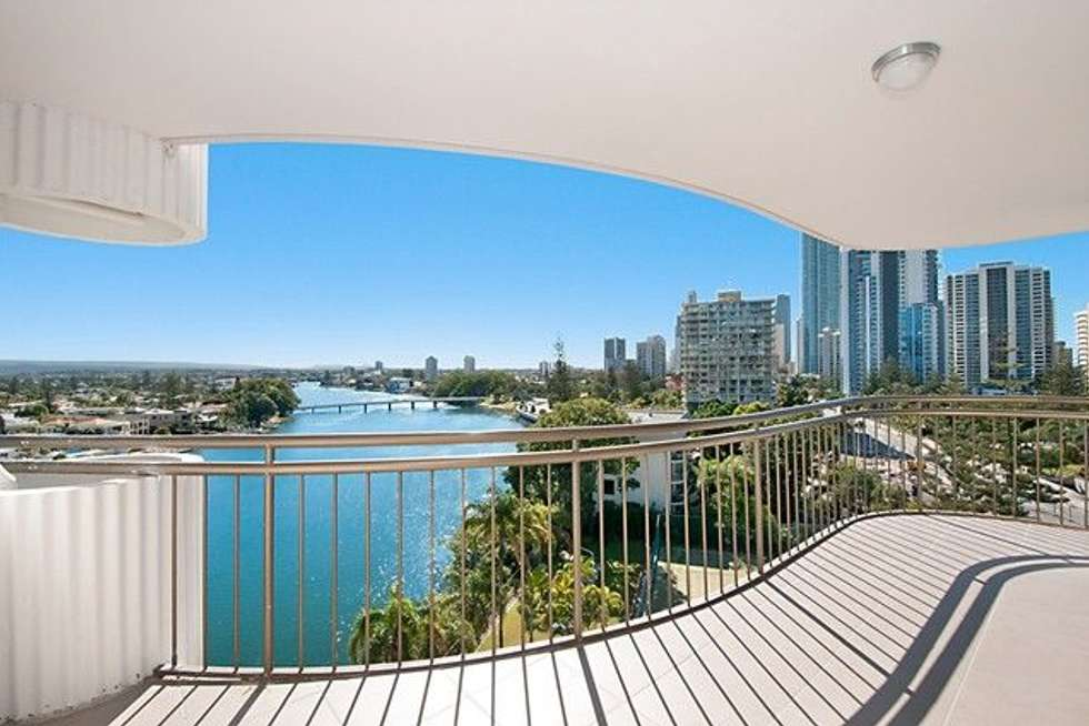 Second view of Homely unit listing, 40/2940 Gold Coast Highway, Surfers Paradise QLD 4217