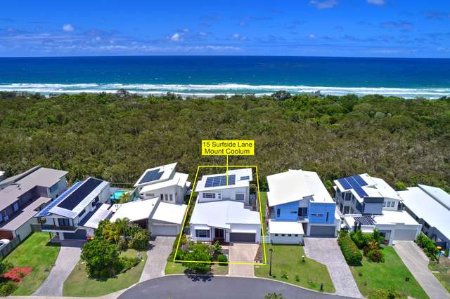 15 Surfside Lane, Mount Coolum QLD 4573