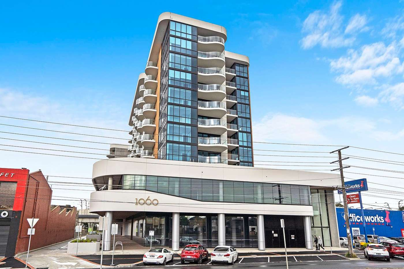Main view of Homely apartment listing, 307/1060 Dandenong Road, Carnegie VIC 3163