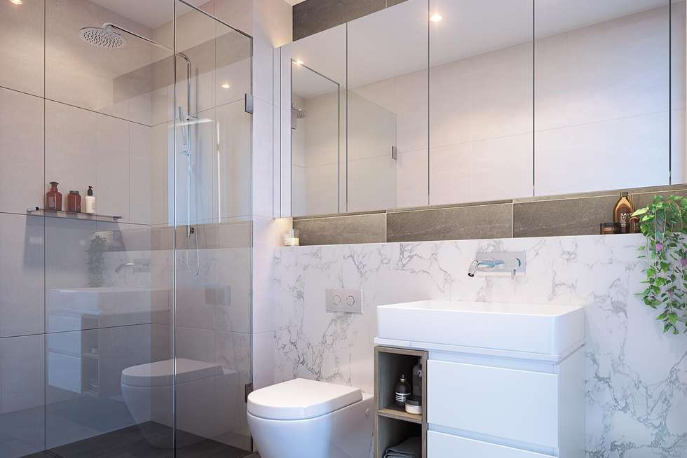 Third view of Homely apartment listing, 307/1060 Dandenong Road, Carnegie VIC 3163
