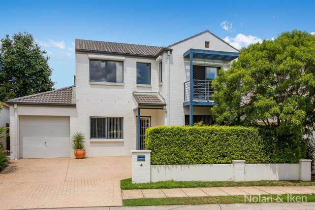 4 Kendell Street, Stanhope Gardens NSW 2768