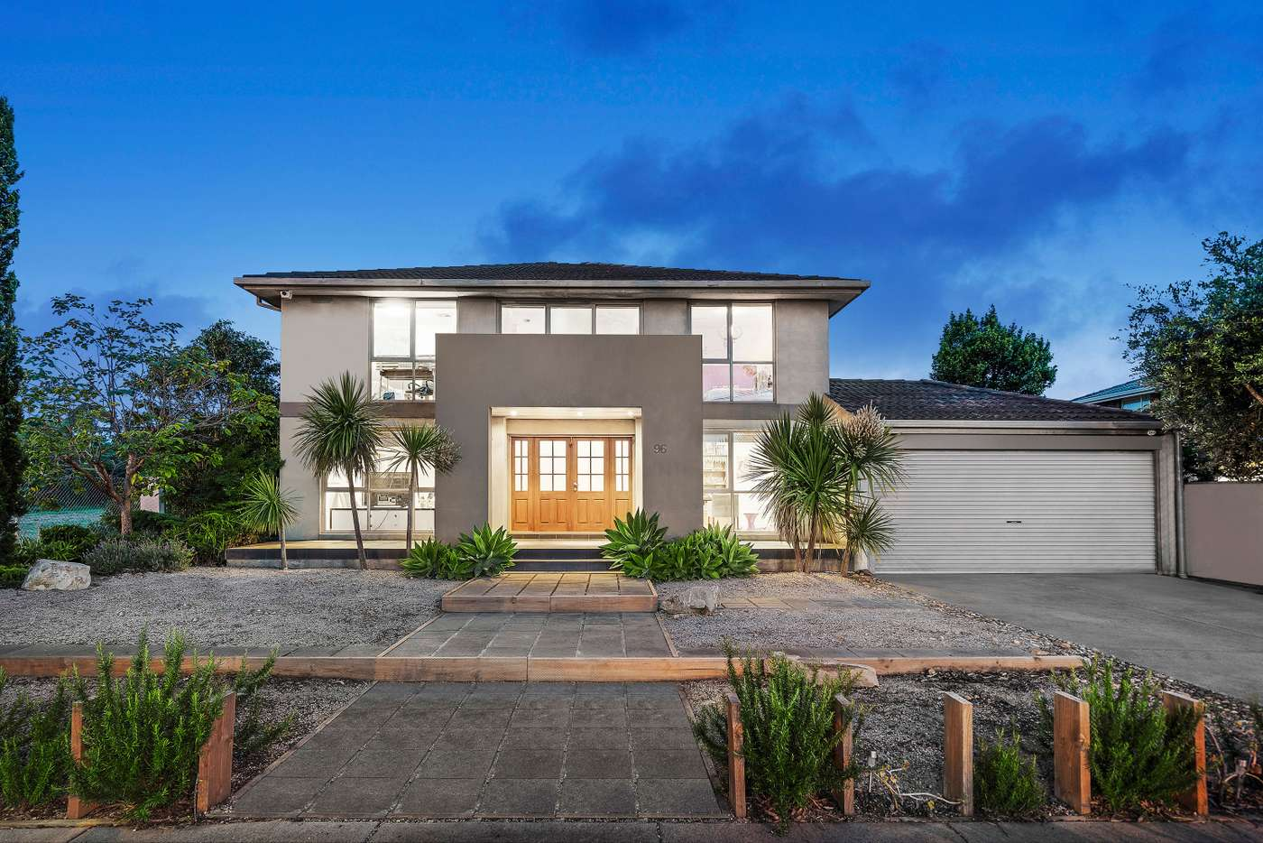 Main view of Homely house listing, 96 Jacksons Road, Mulgrave VIC 3170