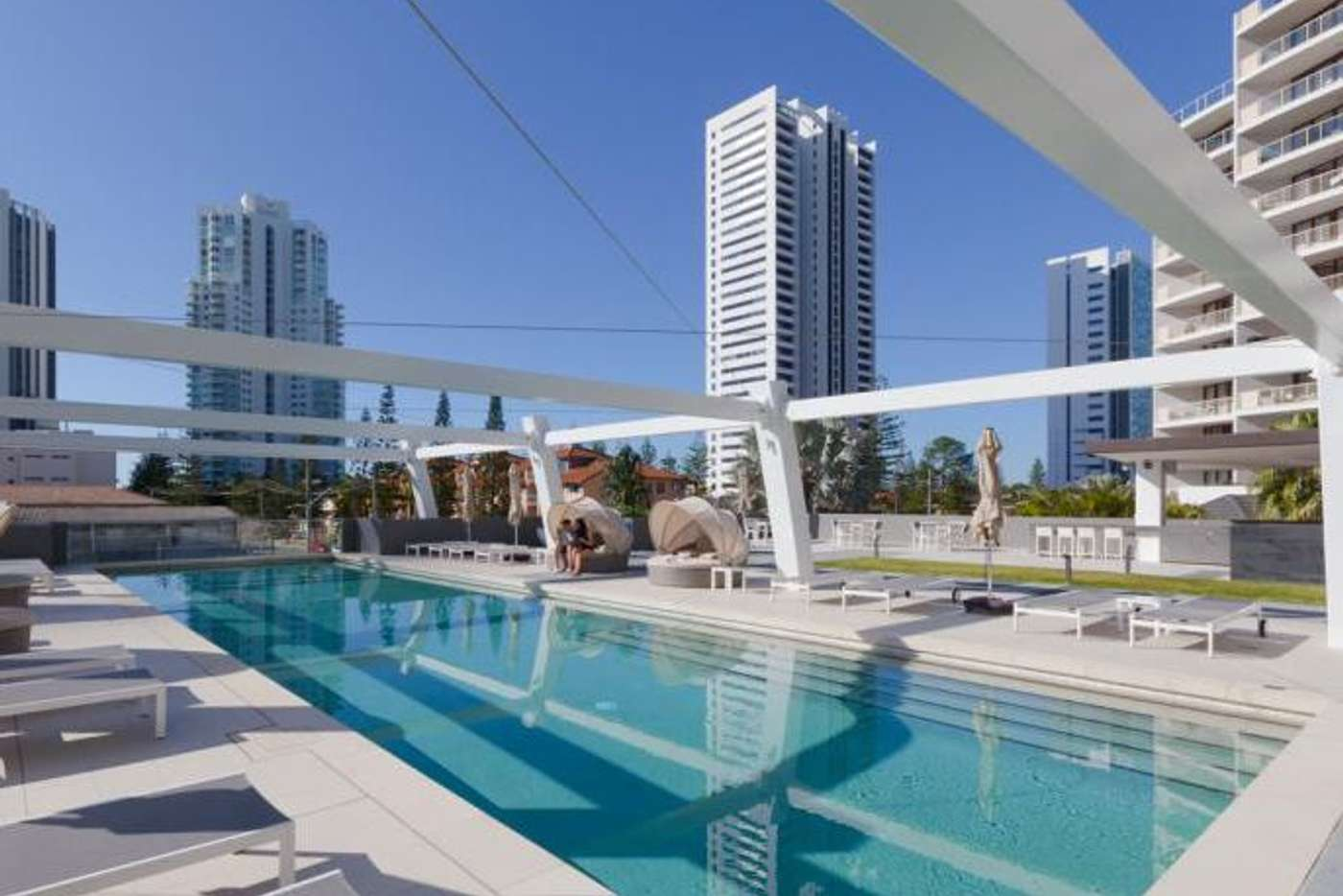 Main view of Homely apartment listing, 2201/2663 Gold Coast Highway, Broadbeach QLD 4218