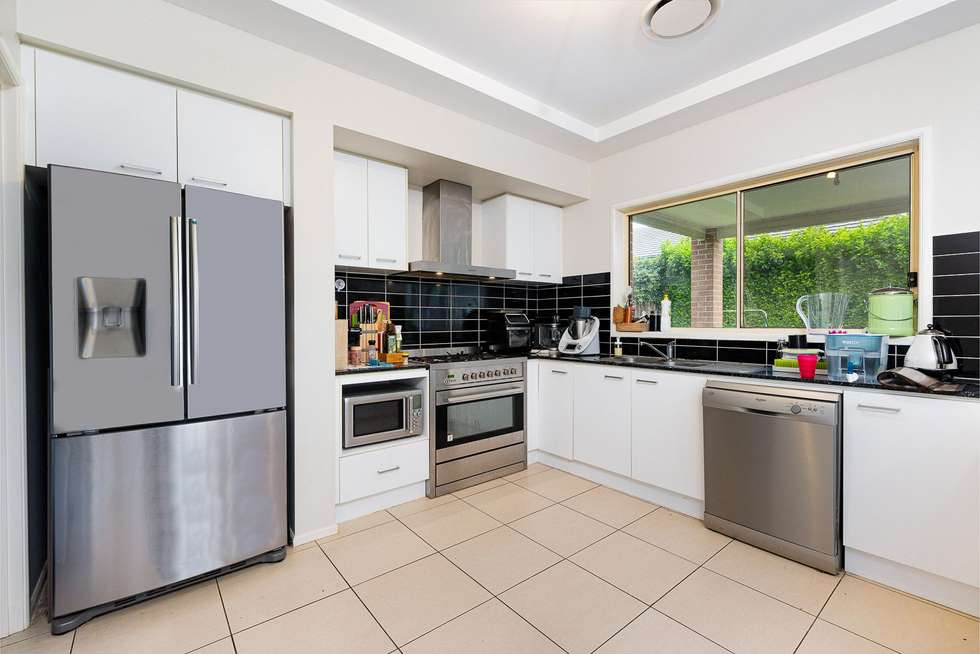 Second view of Homely house listing, 4 Darrabarra Way, Rouse Hill NSW 2155