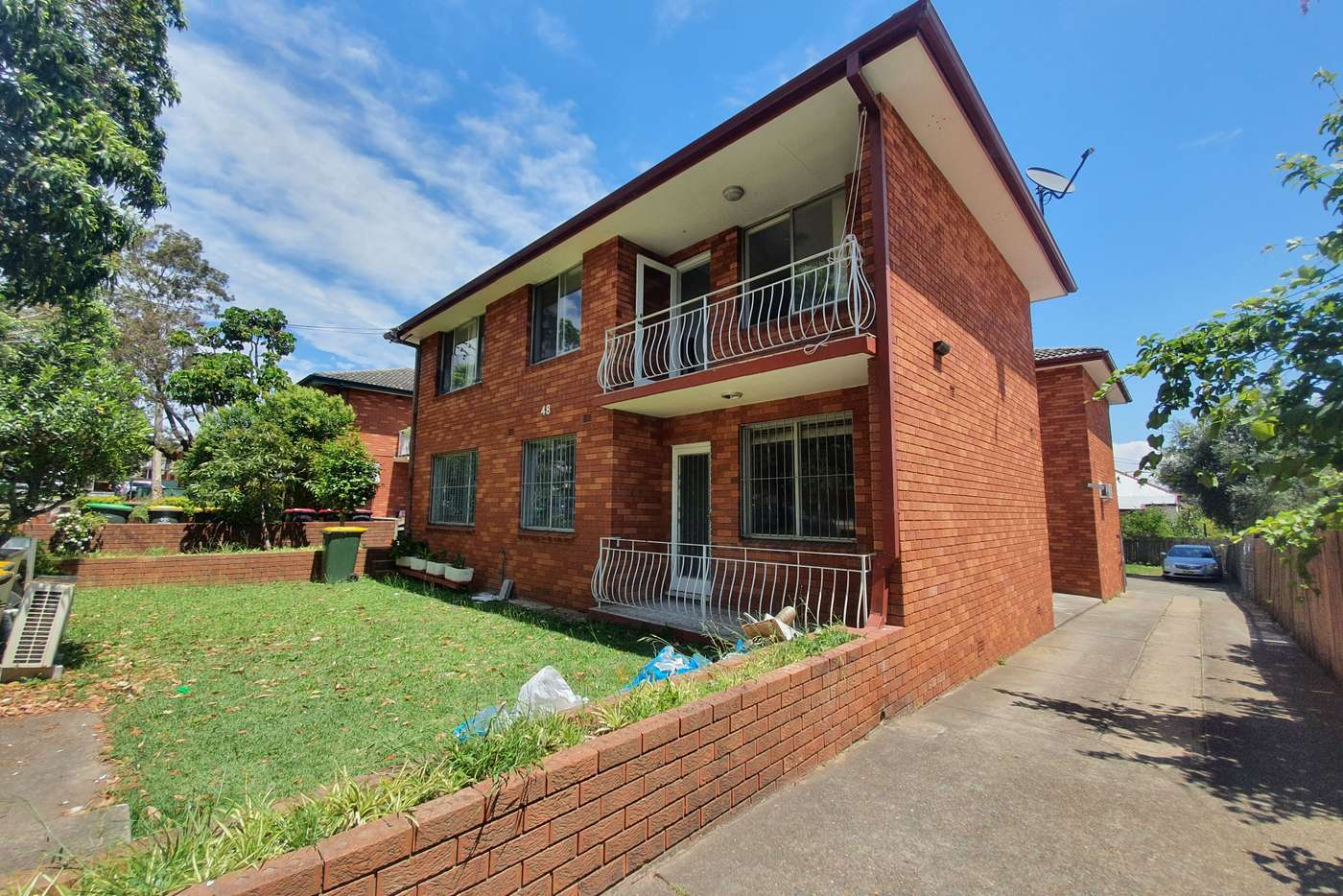 Main view of Homely unit listing, 1/48 Hillard Street, Wiley Park NSW 2195