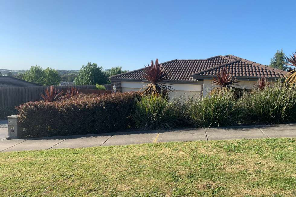 Third view of Homely house listing, 26 Hatfield Drive, Drouin VIC 3818