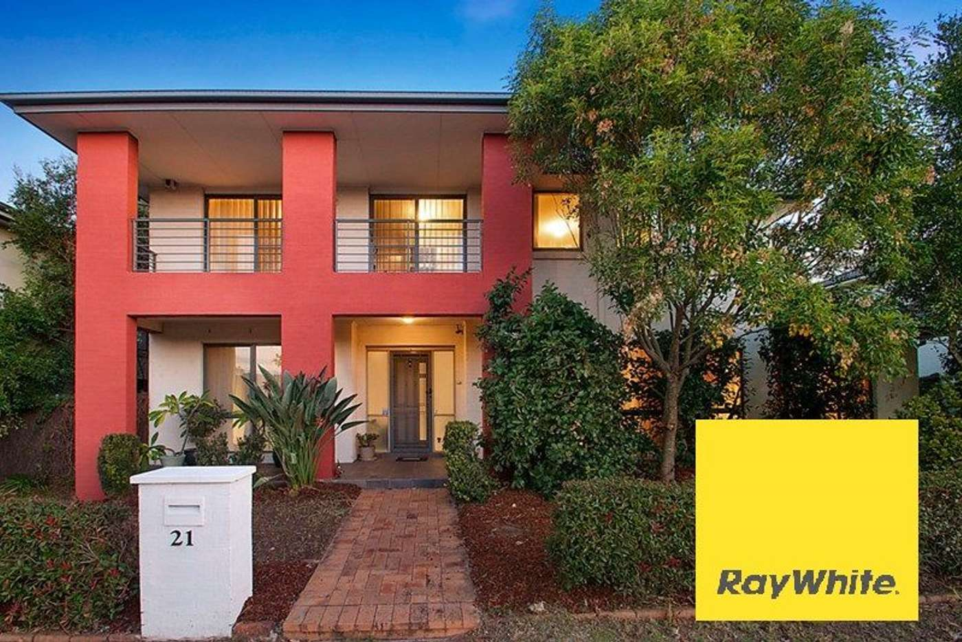 Main view of Homely house listing, 21 Newbury Avenue, Stanhope Gardens NSW 2768