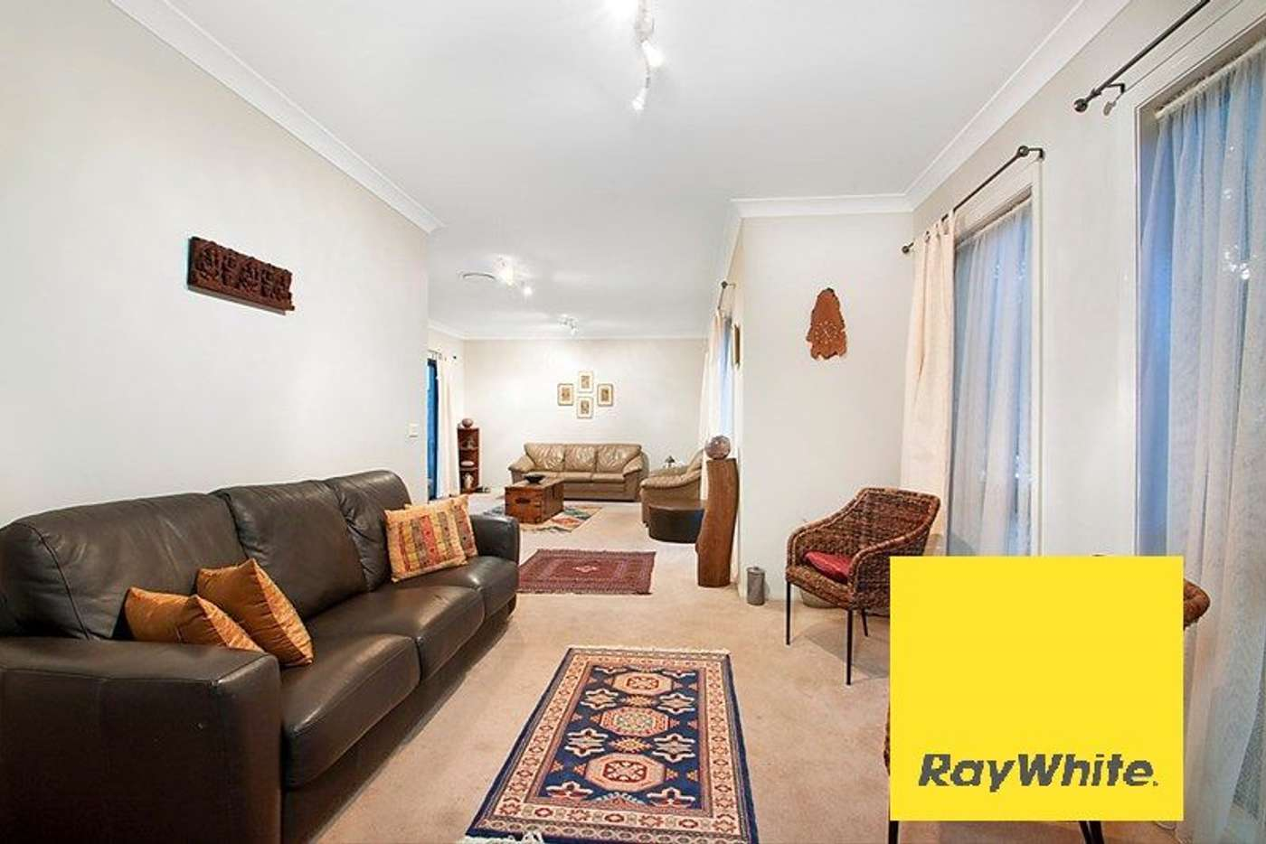 Fifth view of Homely house listing, 21 Newbury Avenue, Stanhope Gardens NSW 2768