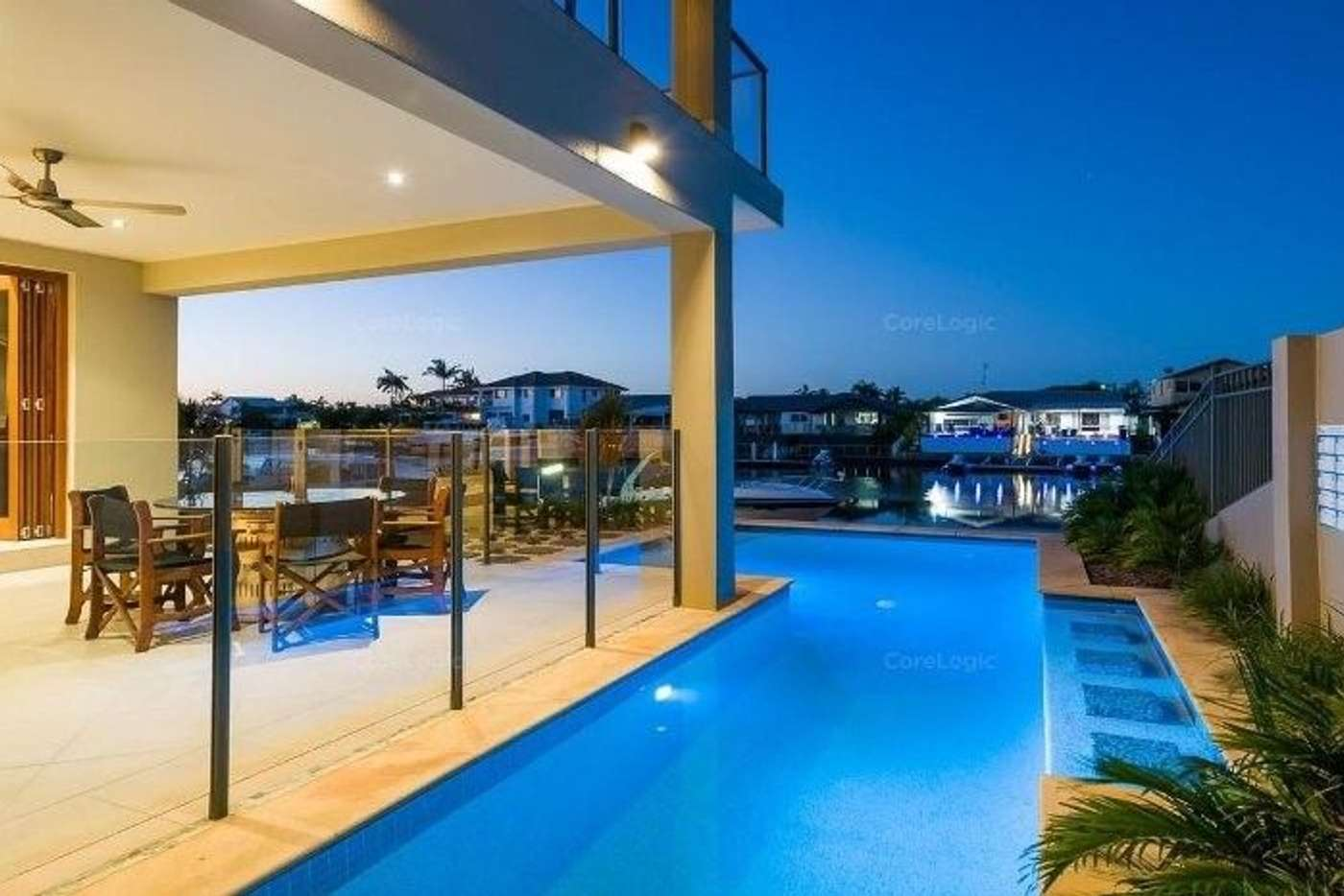 Main view of Homely house listing, 45 Limetree Parade, Runaway Bay QLD 4216