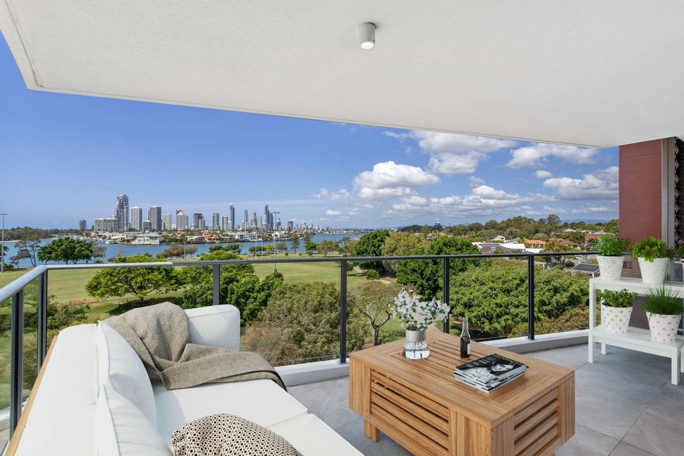 Main view of Homely unit listing, 602/30 Brighton Parade, Southport QLD 4215