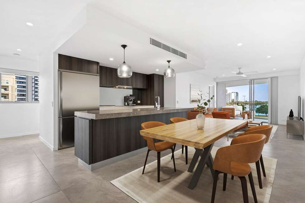 Second view of Homely unit listing, 602/30 Brighton Parade, Southport QLD 4215