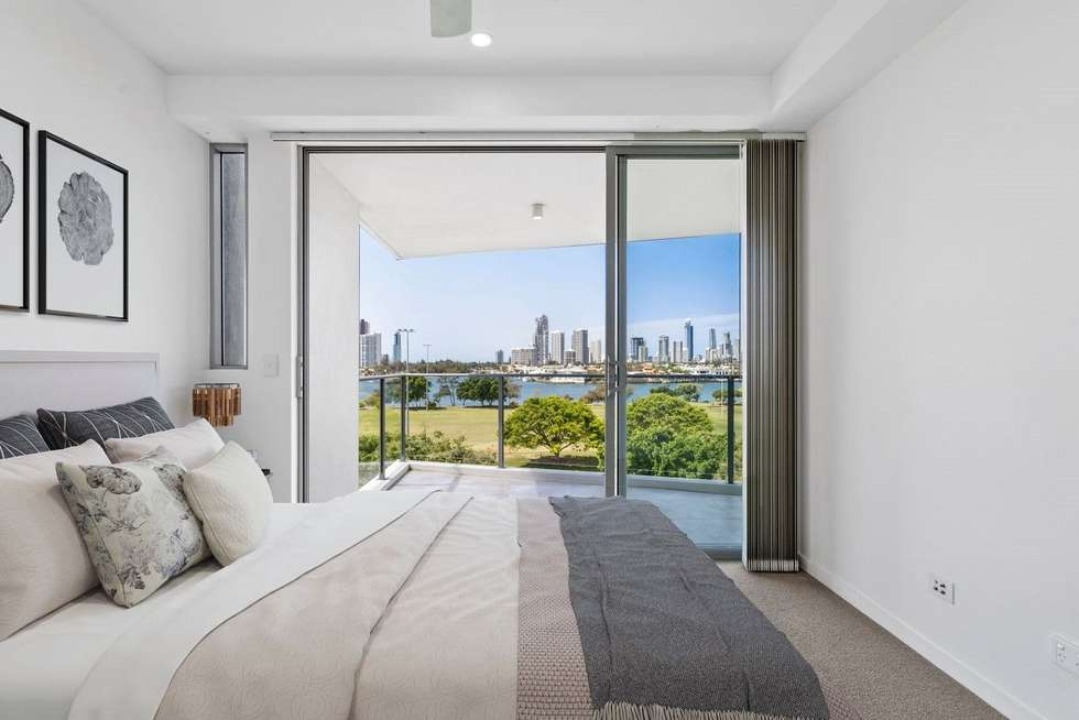 Fourth view of Homely unit listing, 602/30 Brighton Parade, Southport QLD 4215