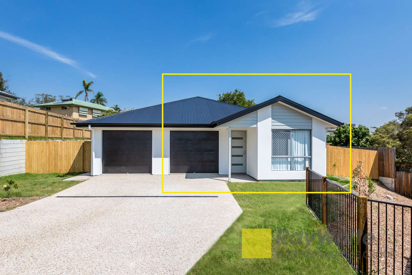 Main view of Homely house listing, 61A Holt Street, Brassall QLD 4305