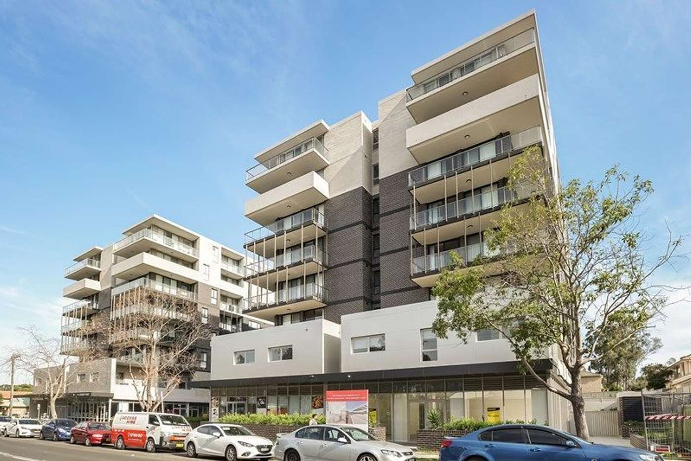 Main view of Homely unit listing, a707/48-56 derby Street, Kingswood NSW 2747