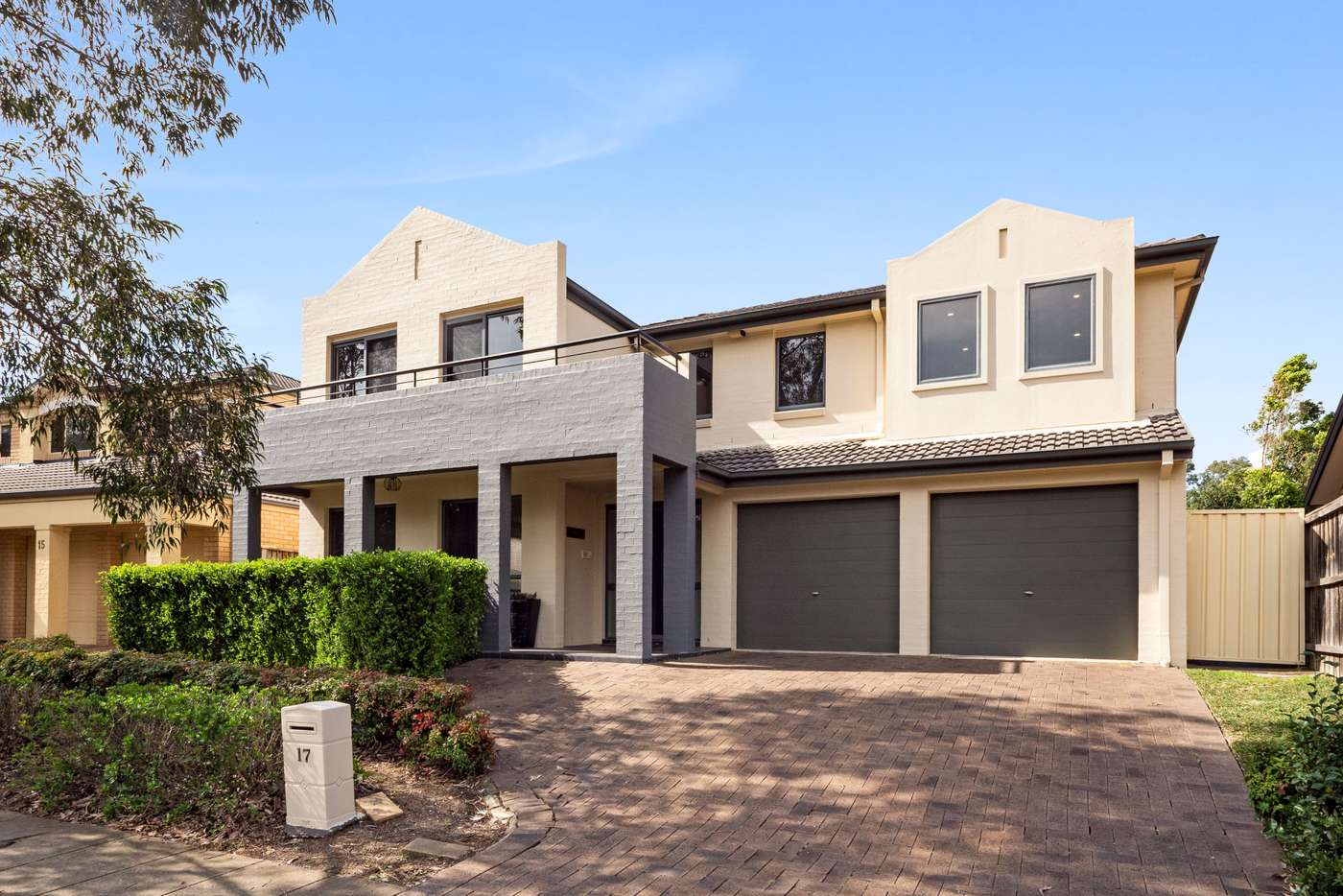 Main view of Homely house listing, 17 Somerset Street, Stanhope Gardens NSW 2768