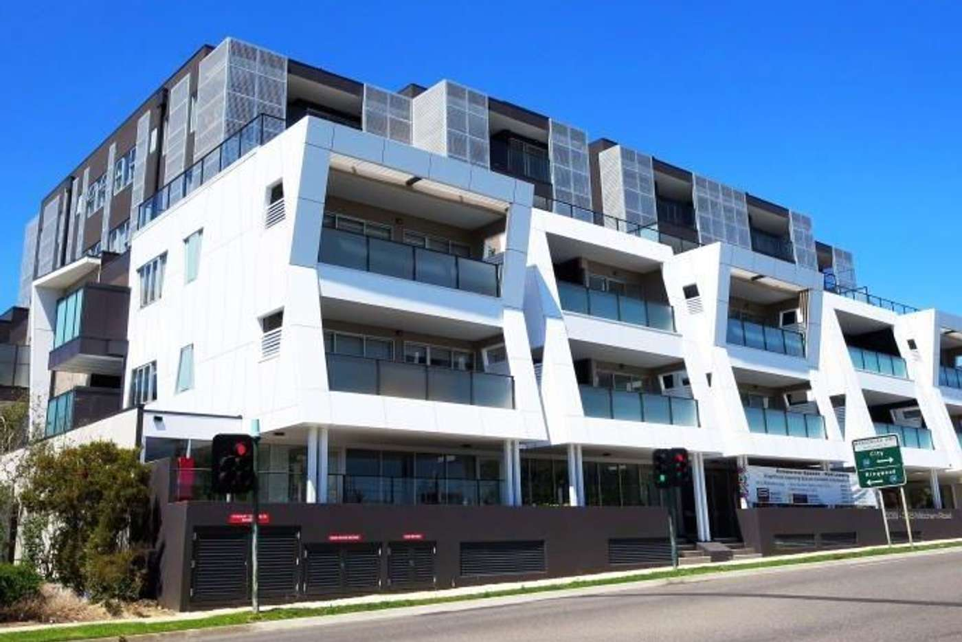 Main view of Homely apartment listing, 103/339-345 Mitcham Road, Mitcham VIC 3132