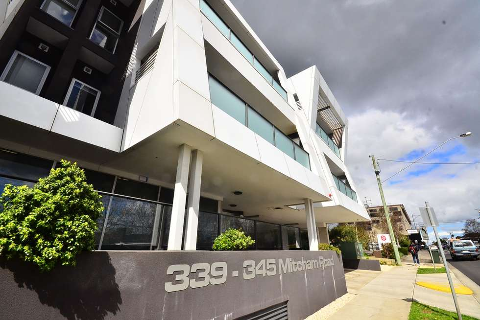 Second view of Homely apartment listing, 103/339-345 Mitcham Road, Mitcham VIC 3132