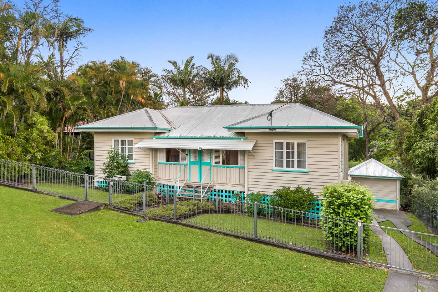 Main view of Homely house listing, 4 Royal Row, Bardon QLD 4065