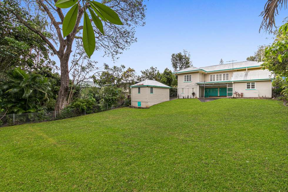 Second view of Homely house listing, 4 Royal Row, Bardon QLD 4065