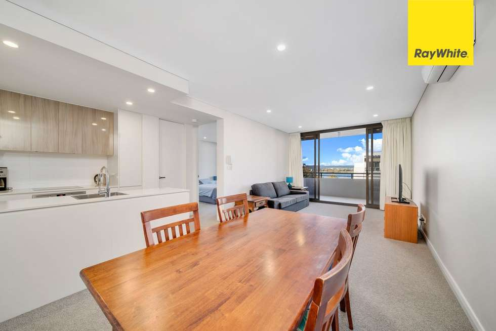 Third view of Homely apartment listing, 120/32 Blackall Street, Barton ACT 2600
