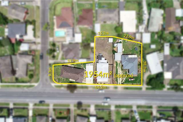 37 & 39 Pioneer Road and 2 Westminster Street, Grovedale VIC 3216