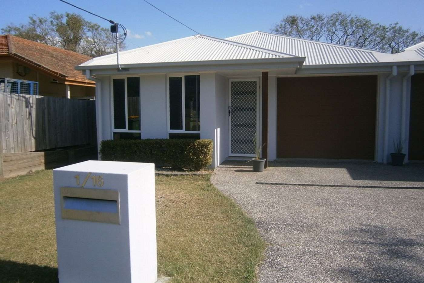 Main view of Homely house listing, 1/16 Coverack Street, Leichhardt QLD 4305
