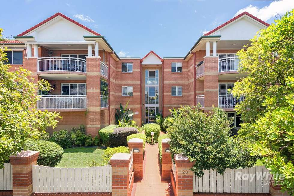 Second view of Homely unit listing, 8/20 Dobson Street, Ascot QLD 4007