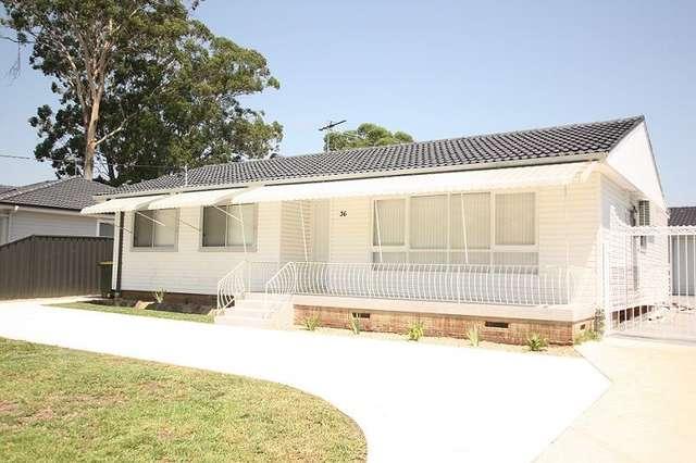 36 Brisbane Road, Campbelltown NSW 2560