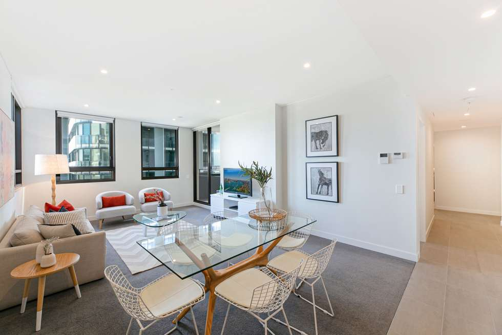 Fourth view of Homely apartment listing, 608/8 Ebsworth Street, Zetland NSW 2017