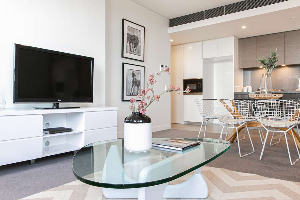 Fifth view of Homely apartment listing, 608/8 Ebsworth Street, Zetland NSW 2017