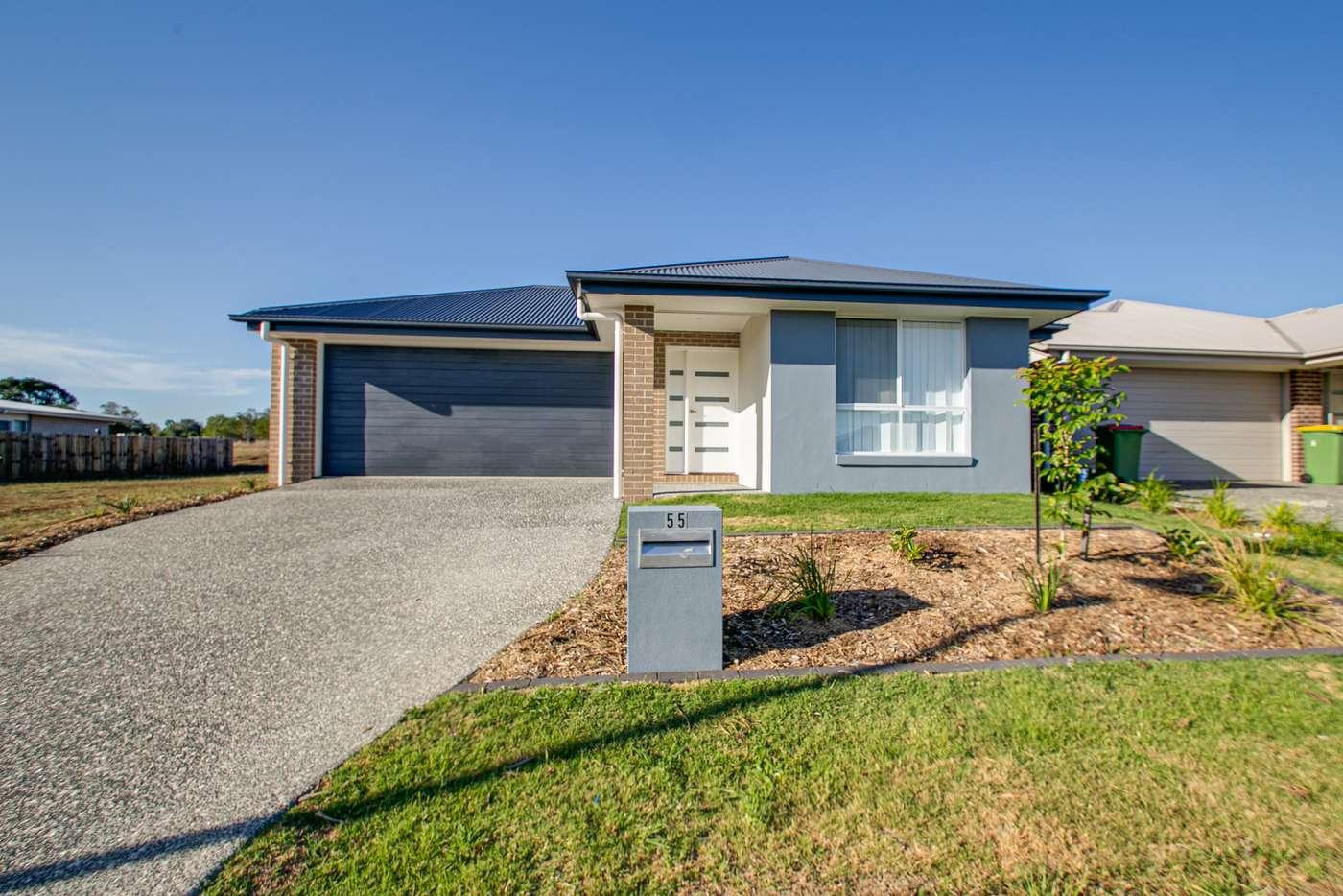 Main view of Homely house listing, 55 Mackellar Way, Walloon QLD 4306
