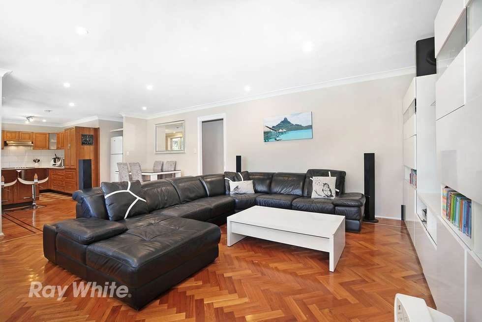 Fourth view of Homely house listing, 37A Valerie Avenue, Baulkham Hills NSW 2153
