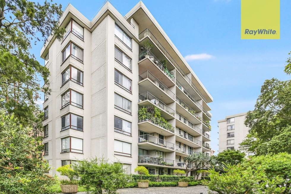 Second view of Homely apartment listing, 35/64 Great Western Highway, Parramatta NSW 2150
