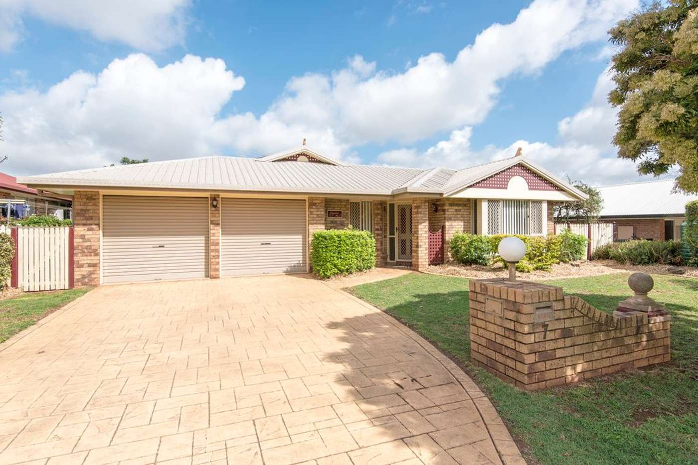 Main view of Homely house listing, 7 Falconer Court, Rangeville QLD 4350