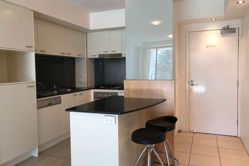 Second view of Homely apartment listing, 304/2685-2689 Gold Coast Highway, Broadbeach QLD 4218