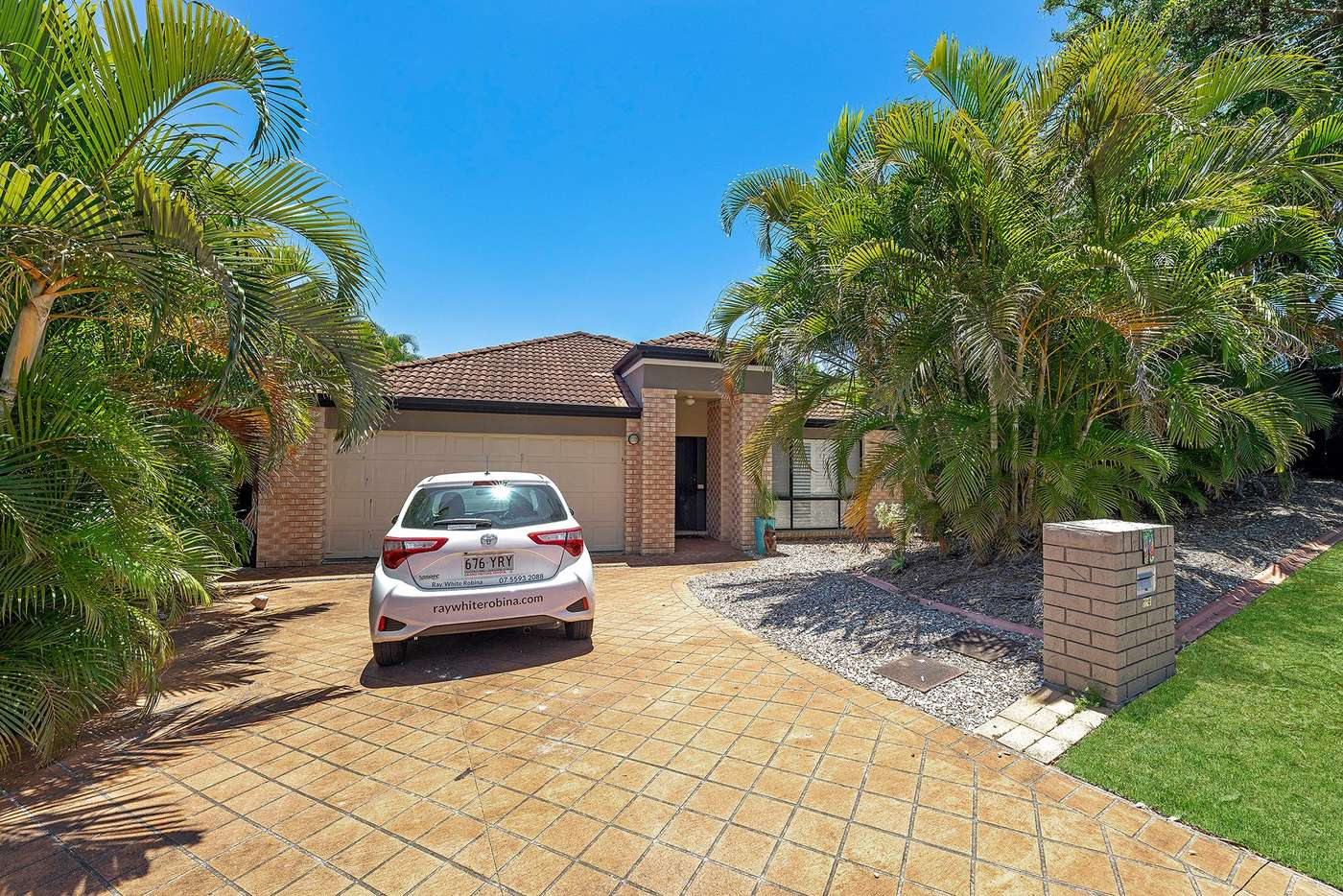 Main view of Homely house listing, 36 Huntingdale Crescent, Robina QLD 4226