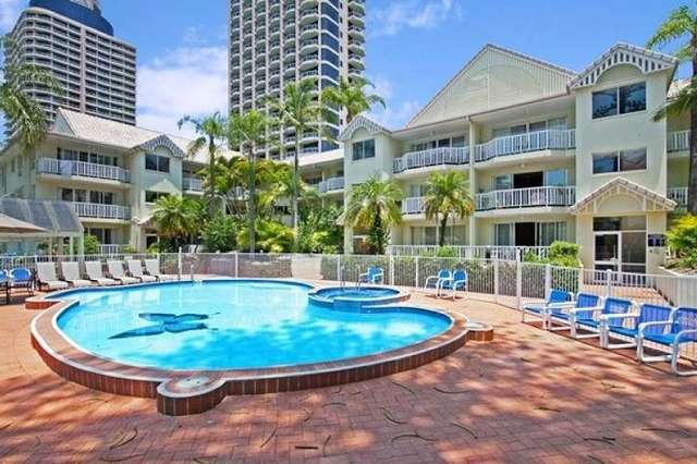 27/42 Beach Parade 'Tradewinds', Surfers Paradise QLD 4217