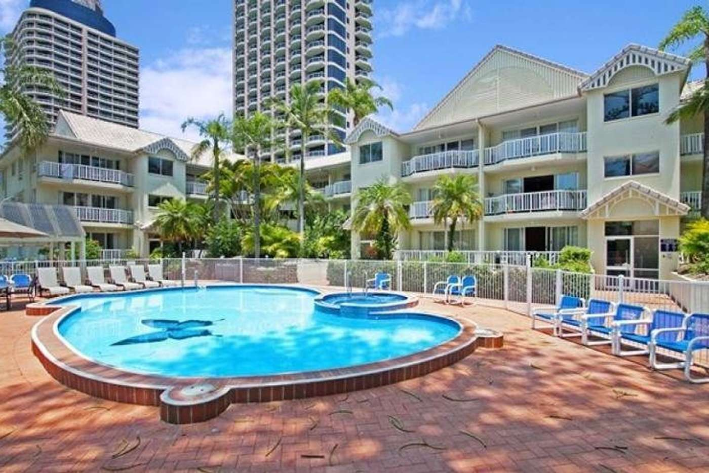Main view of Homely unit listing, 27/42 Beach Parade 'Tradewinds', Surfers Paradise QLD 4217