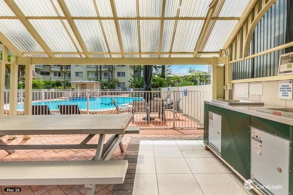 Second view of Homely unit listing, 27/42 Beach Parade 'Tradewinds', Surfers Paradise QLD 4217