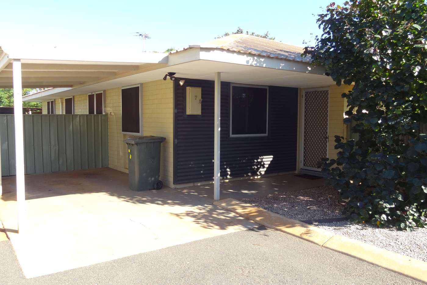 Main view of Homely house listing, 7/23 Daylesford Close, South Hedland WA 6722