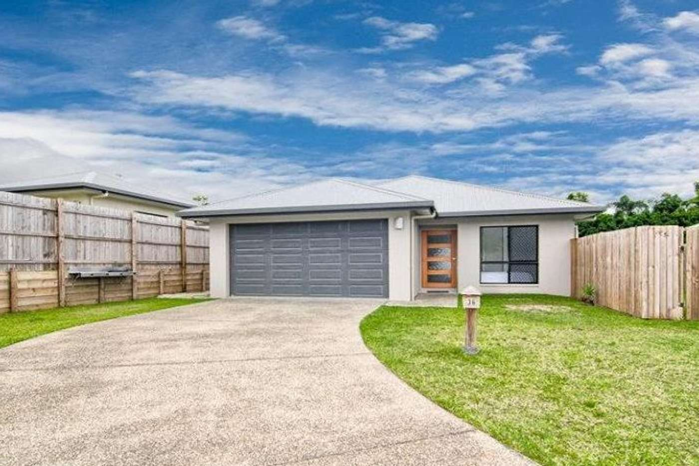Main view of Homely house listing, 36 Newman Street, Gordonvale QLD 4865