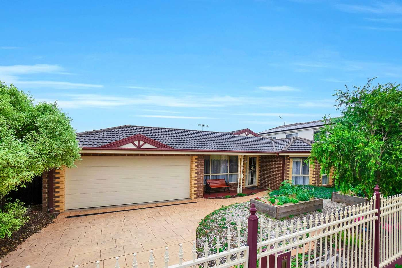 Main view of Homely house listing, 137 Kingston Boulevard, Hoppers Crossing VIC 3029