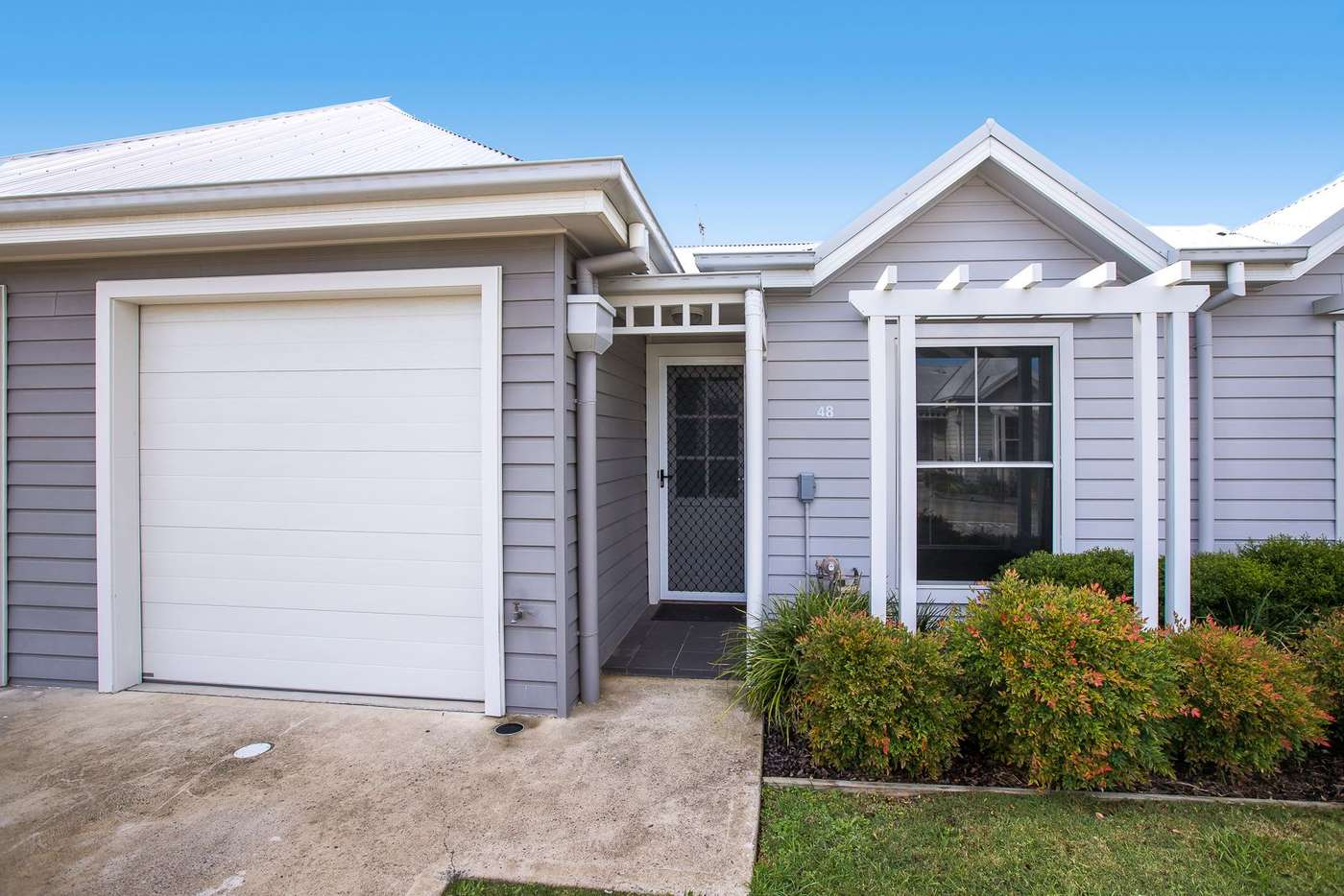 Main view of Homely villa listing, 48/115 Christo Road, Waratah NSW 2298