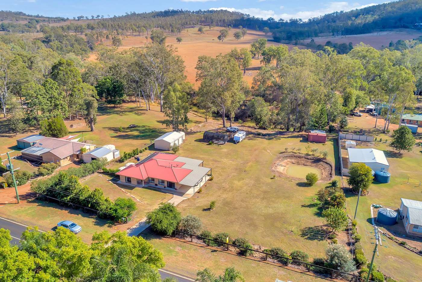Main view of Homely ruralOther listing, 260 Esk Hampton Road, Esk QLD 4312
