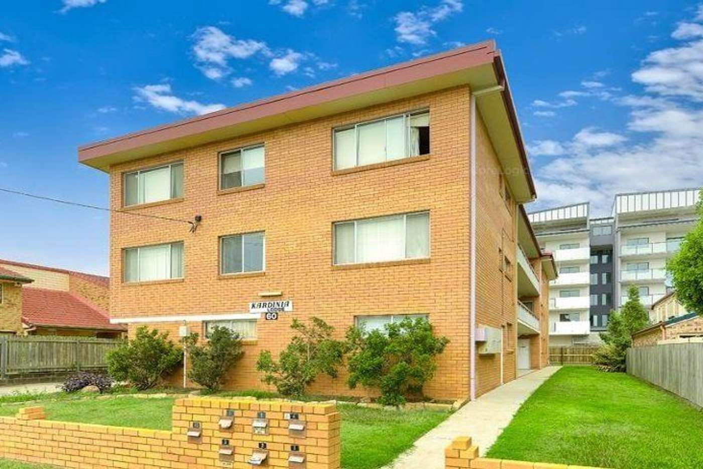 Main view of Homely unit listing, 6/60 Wallace Street, Chermside QLD 4032