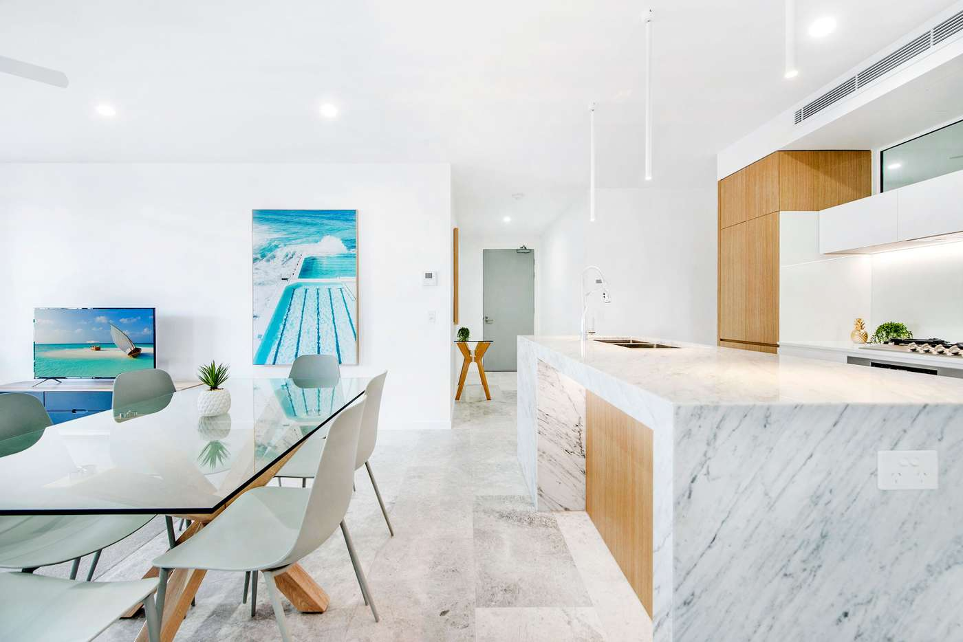 Main view of Homely apartment listing, 607/95 Old Burleigh Road, Broadbeach QLD 4218