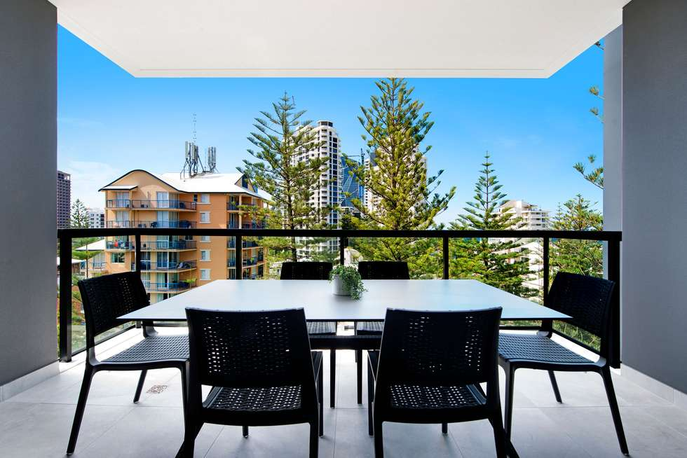 Third view of Homely apartment listing, 607/95 Old Burleigh Road, Broadbeach QLD 4218