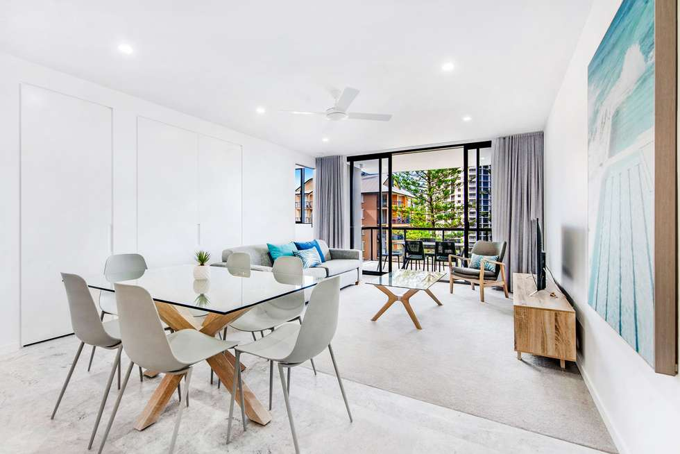 Fifth view of Homely apartment listing, 607/95 Old Burleigh Road, Broadbeach QLD 4218